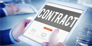 analyze the contract