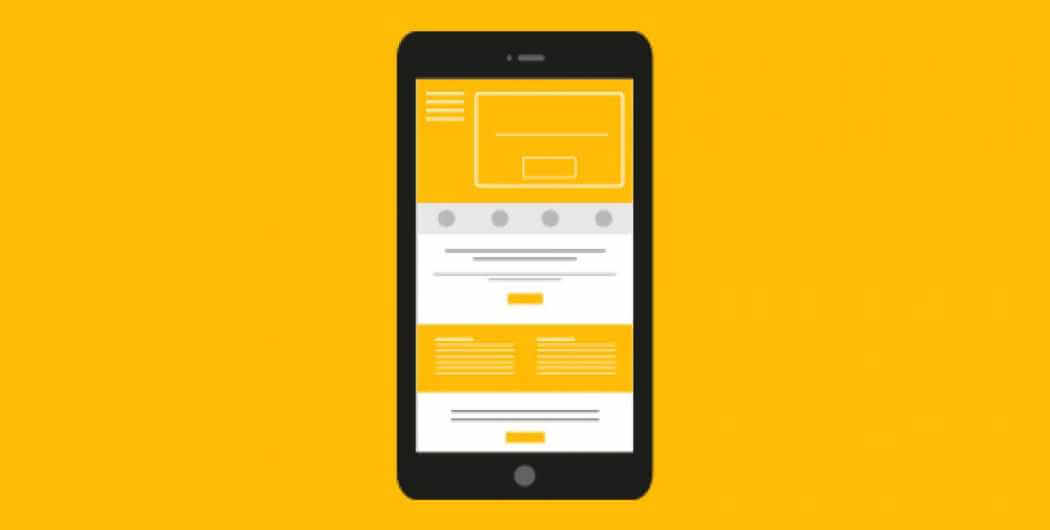 Optimize for Mobile Users